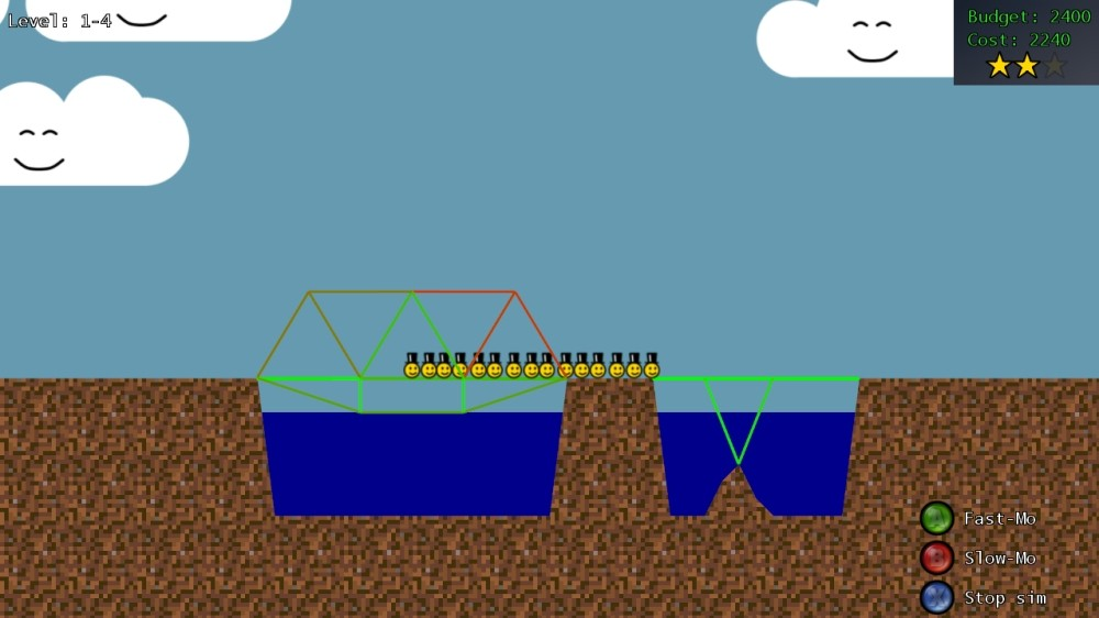 an analysis of the physics of bridges Bridge: bridge, structure that spans horizontally between supports, whose function is to carry vertical loads generally speaking, bridges can be divided into two categories: standard overpass bridges or unique-design bridges over rivers, chasms, or estuaries.